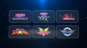 Neue Serie Yu-Gi-Oh! Arbeit