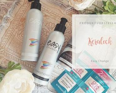 Keralock - easyChange Shampoo, Conditioner & Colorieren