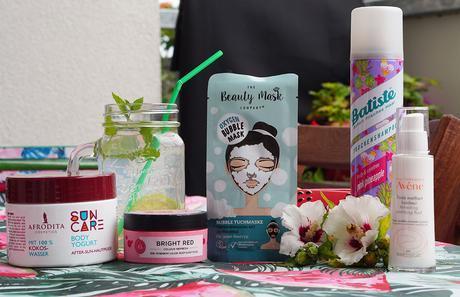 5 praktische Sommer Beauty Highlights