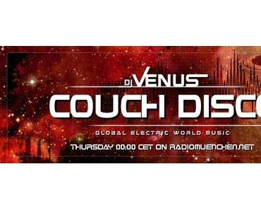 Couch Disco 055 by Dj Venus (Podcast)