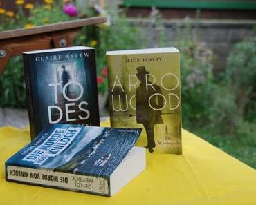 {Gelesen} Bücher im Juli 2019