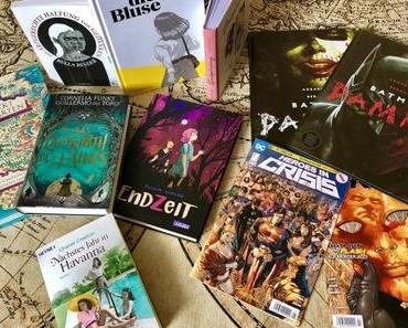 Retrospektive   Meine eigene kleine Bibliothek – das war der Juli 2019