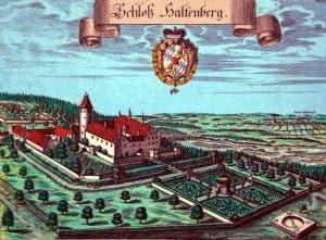 Burg Haltenberg