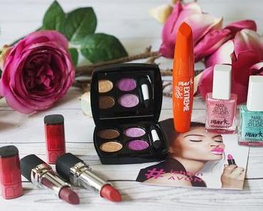 AVON mark. Make-up Highlights im Test