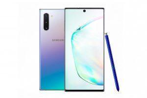 Top-Smartphone Samsung Galaxy Note 10 enthüllt