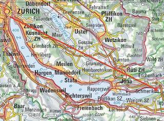 Die Zürichseestrapaze
