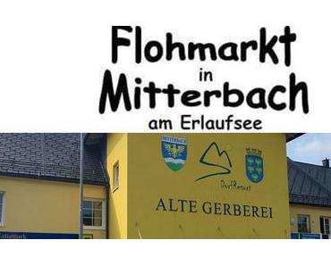 Termintipp: Flohmarkt in Mitterbach