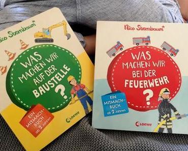 Schütteln,Schieben..Pusten: Neue Mitmach-Sachbücher von Nico Sternbaum