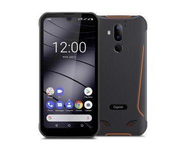 Gigaset GX290 Outdoor-Smartphone erschienen