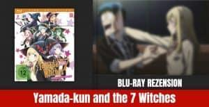 Review: Yamada-kun and the 7 Witches   Blu-ray