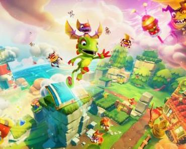 Gamescom 2019: Yooka-Laylee and the Impossible Lair