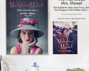 The Marvelous Mrs Maisel – Frau Sabienes als Serienjunkie
