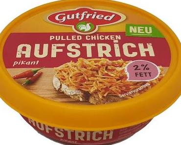 Gutfried - Pulled Chicken Aufstrick pikant