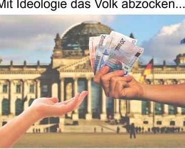 Deutschland ist ein Land der Ideologie, von Logik keine Spur