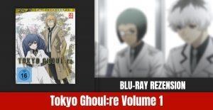 Review: Tokyo Ghoul:re Volume Blu-ray