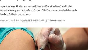 Impfpflicht Fake-News