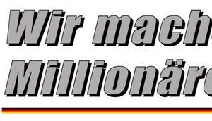 deutsche Volk macht Politiker Millionären