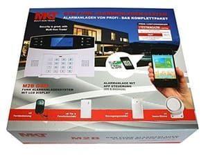 Multi Kon Trade M2B GSM Funk Alarmanlage