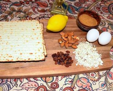 Pessach- Auflauf. Was haben die aschkenasische und sephardische Küche gemeinsam?
