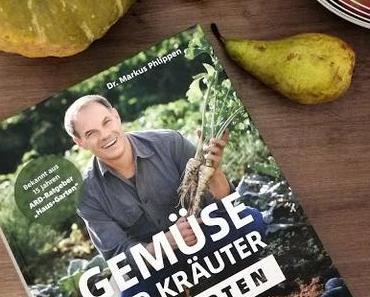Rezension: Gemüse und Kräuter im Garten von Dr. Markus Phlippen