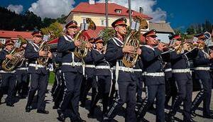 Polizeiwallfahrt nach Mariazell 2019 Fotos