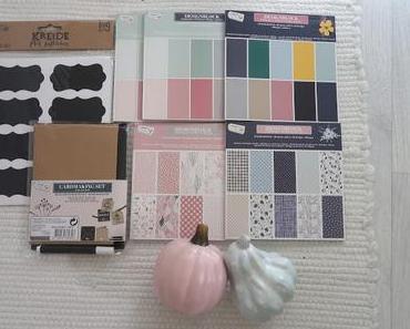 1€ Shop Haul | Bastelzeug | Pastel Halloween Deko