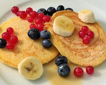 Süsse Erinnerung an Amerika: Pancakes American Style