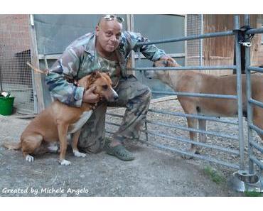 Sagt niemals nein zu Tieren die ein Handicap haben !