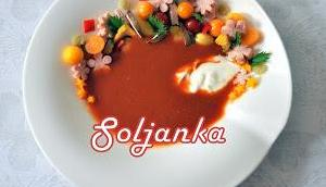 Heute kommt Soljanka fruchtig daher