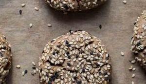 Vegane Dattel Tahini Kekse