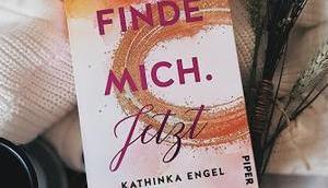 """""""Finde mich jetzt"""" Kathinka Engel"""