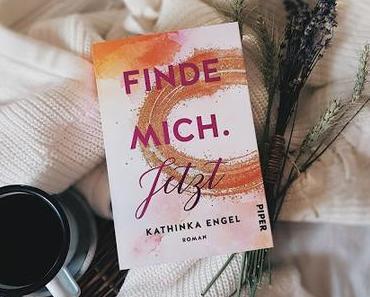 """""""Finde mich jetzt"""" von Kathinka Engel"""