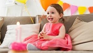 Liebevolle lustige Sprüche Babys erstem Geburtstag