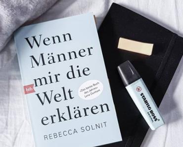 Wenn Männer mir die Welt erklären | Rebecca Solnit