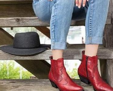 Farbenfrohe Schuhe von Paul Green prägen den Herbst-Winter 2019/20