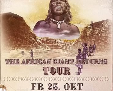 ++ Exklusive Deutschland Show am 25.10. in Berlin ++ Neue Single + Video 'Another Story' anlässlich des nigerianischen Unabhängigkeitstages ++