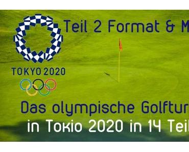 Golf bei Olympia 2020