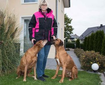 Arrak Outdoor Original Jacke – meine neue Hundejacke