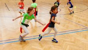 perfekte Sport Kinder