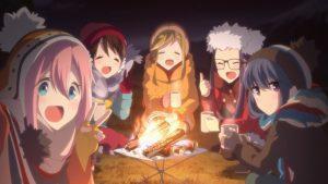 Manga Cult lizenziert Yuru Camp