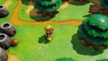 Legend Zelda: Link's Awakening