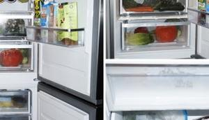 [ANZEIGE] BAUKNECHT KGLF Kühlgefrierkombination wenn Design Technik trifft