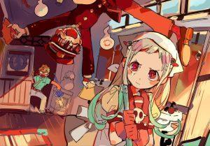 Manga Cult sichert sich Mein Schulgeist Hanako