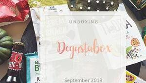 Degustabox September 2019 unboxing