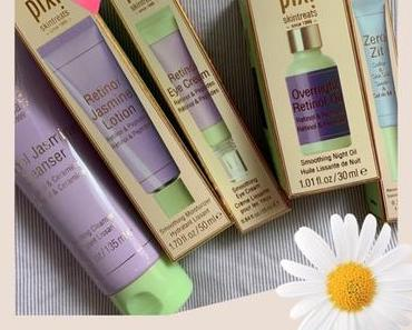 [Review] – Pixi Retinol Collection und Zero Zit: