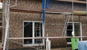 #0945 [Session-Life] Bautagebuch Fugenarbeiten Haus verfugt