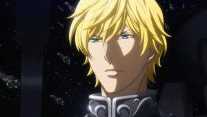 Universum Anime lizenziert Fortsetzung Legend Galactic Heroes: Neue These