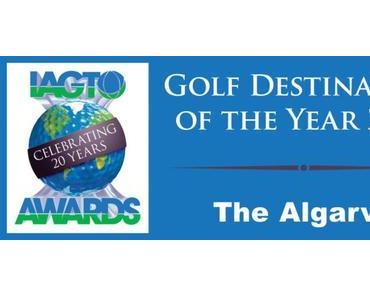 Algarve erneut als Top-Destination für Golfer ausgezeichnet