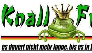 dauert nicht mehr lange, Deutschland knallt!
