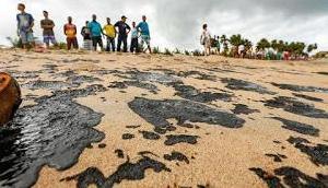 Öldesaster bedroht Strände brasilianischen Nordostens